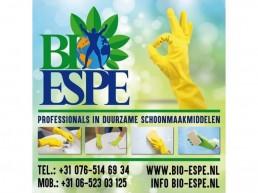 Zittende huurder Workhouse Roosendaal, Bio Espe