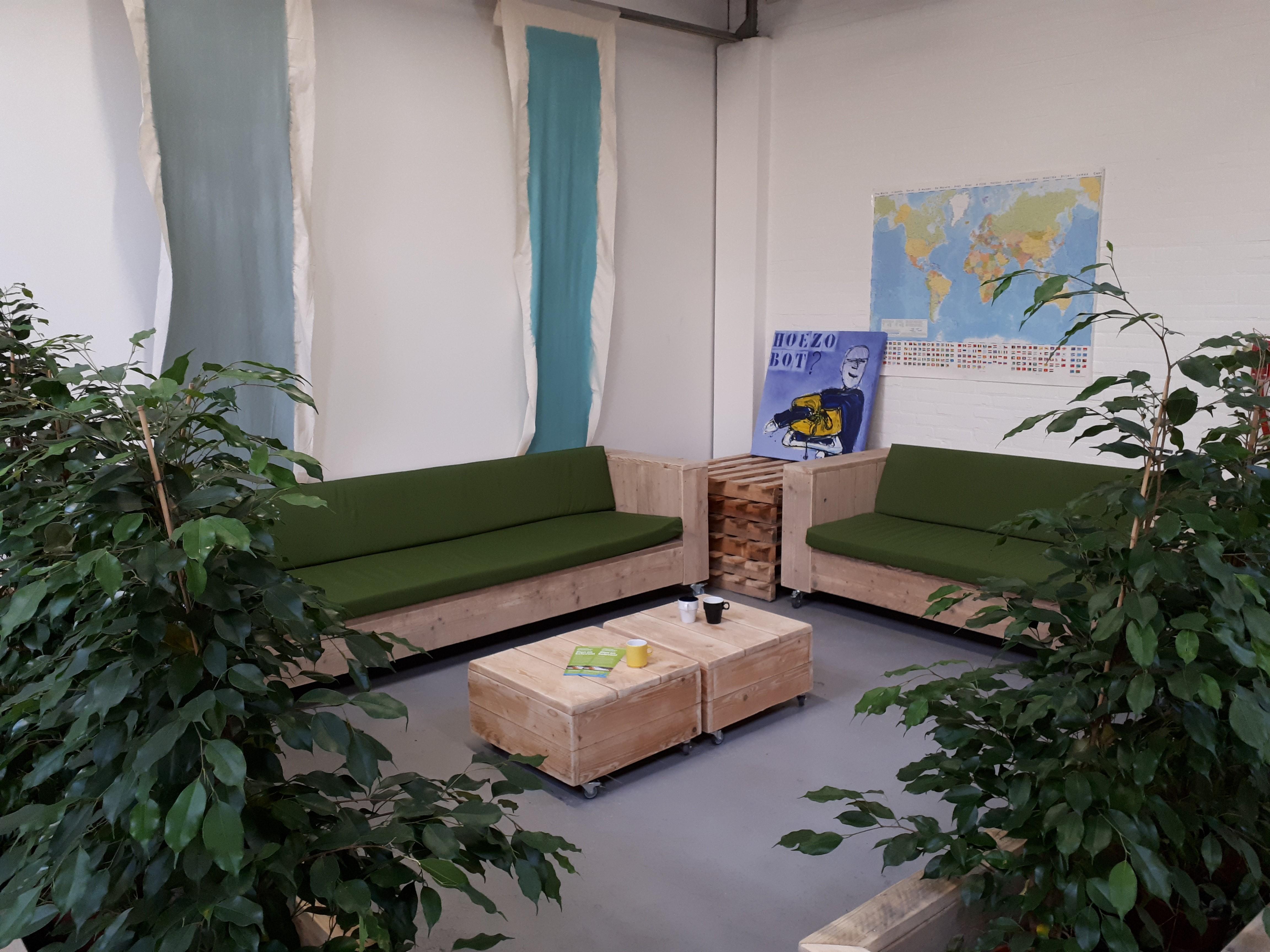 Bedrijfsverzamelgebouw huurruimte vrij Leemstraat 6 Workhouse Roosendaal